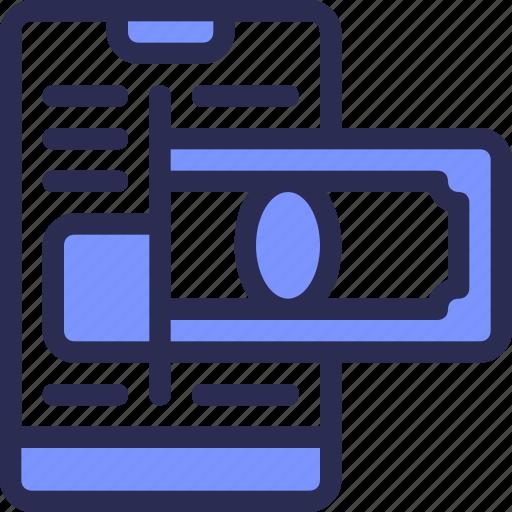 Banking, finance, mobile, money, online, transfer icon - Download on Iconfinder