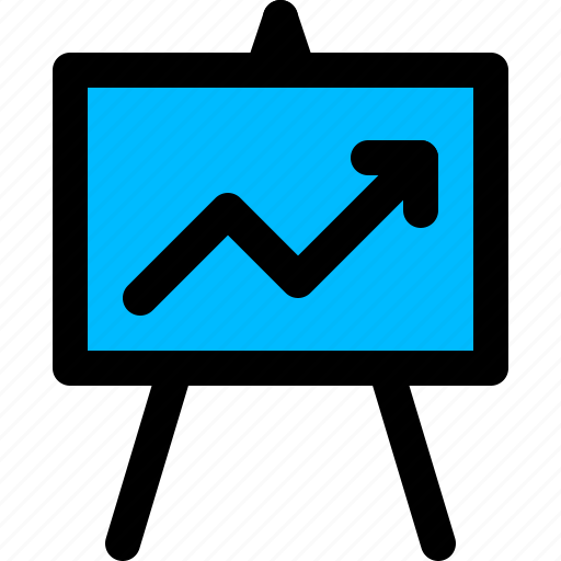 chart, finance, growth, statistic icon