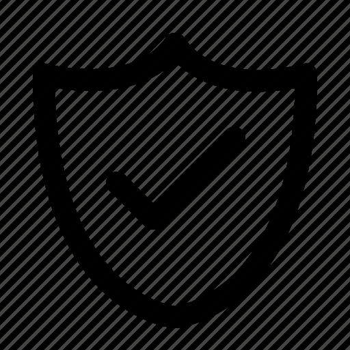 Finance, safe, secure, shield icon - Download on Iconfinder