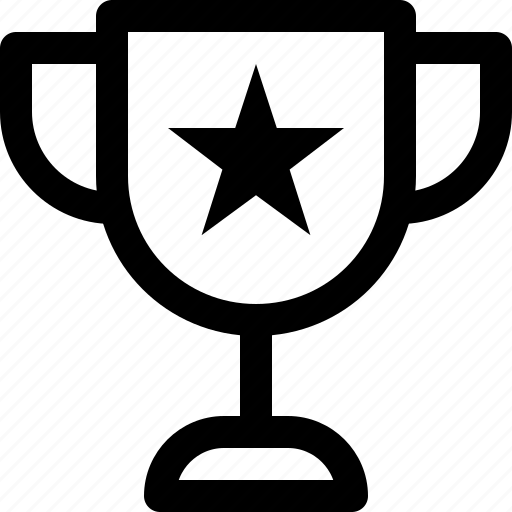 award, cup, trophy, winner icon