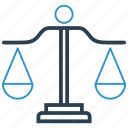 justice, balance, law