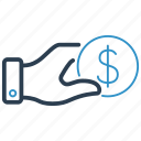 pay, payment icon