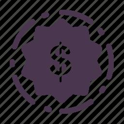cash, discount, finance, money, payment icon