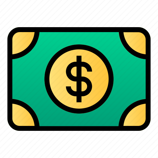 Business, cash, dollar, finance, money, payment icon - Download on Iconfinder