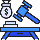 bidding, auction, bid, money, investment