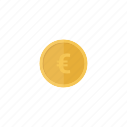 cash, coin, currency, euro, exchange, finance, payment icon