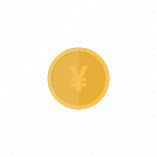 cash, coin, currency, exchange, finance, payment, yen icon