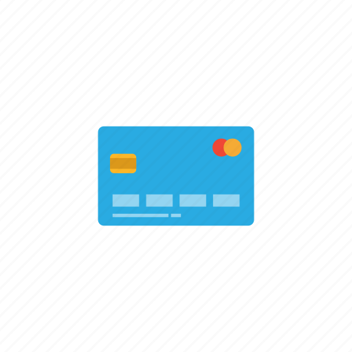 card, credit, credit card, front, payment, shopping, transaction icon