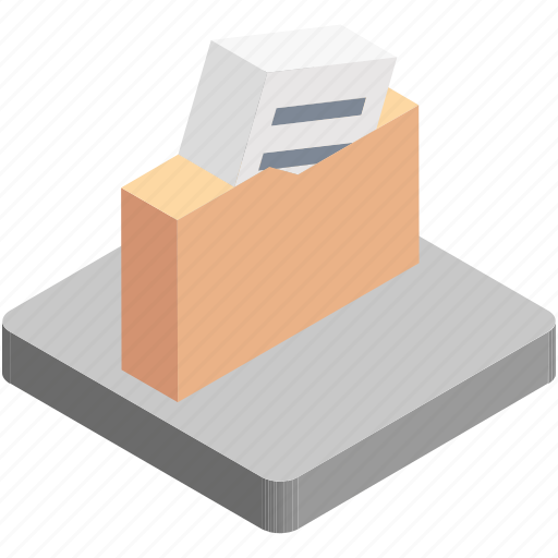 archives, documents, file storage, files rack, ile folder icon