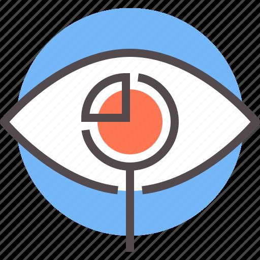Business, eye, market, marketing, vision icon - Download on Iconfinder