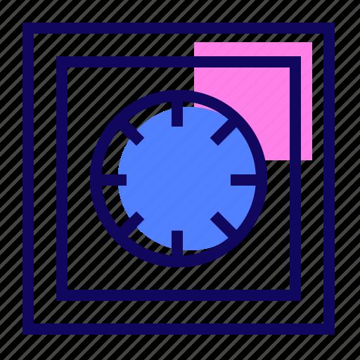 bank, safe, safety, savings icon