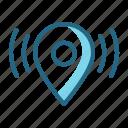 destination, geolocation, location, mapping icon