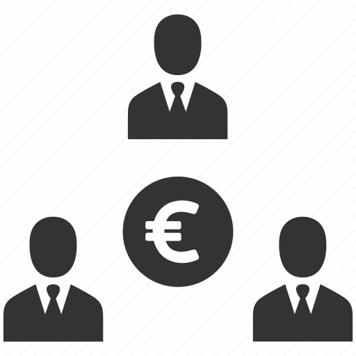 business, earnings, finance, income, money, people, profit icon