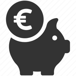 bank, banking, earnings, finance, money, pig, savings icon