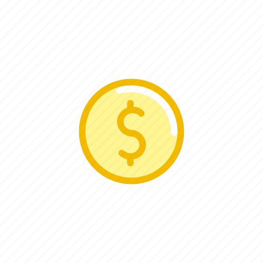american, circle, currency, dollar, finance, money, sign icon