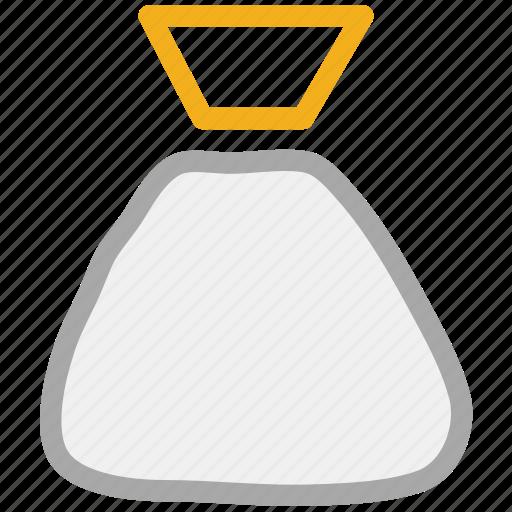 money bag, money sack, pouch, sack icon