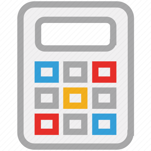 calc, calculate, calculation, calculator icon