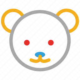 animal, kitten icon