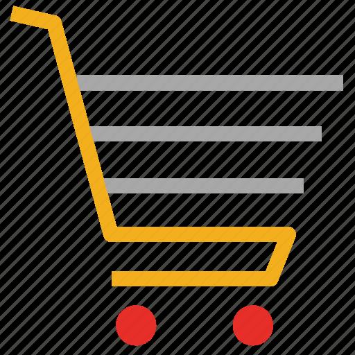 basket, cart, ecommerce, shopping cart icon