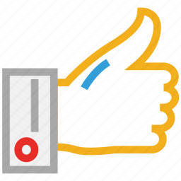 accepted, ok, thumb up, thumb up sign icon
