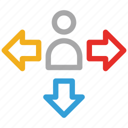 business, businessman, finance, marketing icon