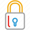 lock, security, password, protection