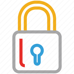 lock, password, protection, security icon