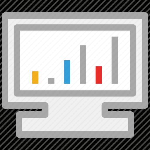 business, graph, presentation, statistic icon