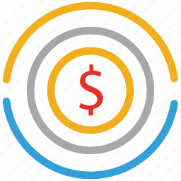 currency sign, dollar, dollar sign, finance icon