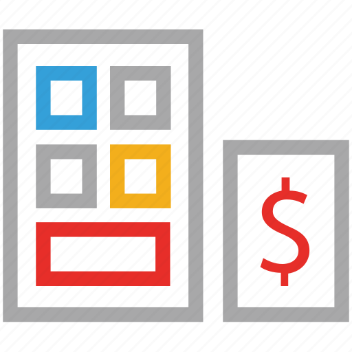 account, calculation, currency, dollar icon