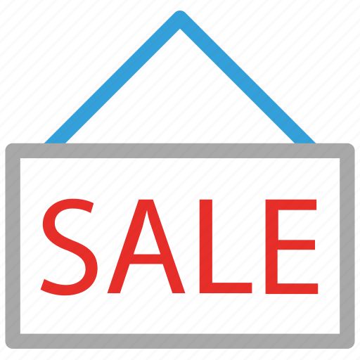 sale, sale sign, shop signboard, signboard icon