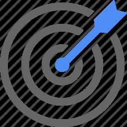 business, dart, darts, goal, success, target icon