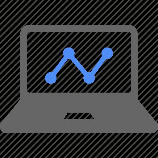 analysis, chart, diagram, graphic, statistics icon