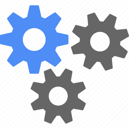 configuration, gear, gears, machine, preferences, setting, tool icon