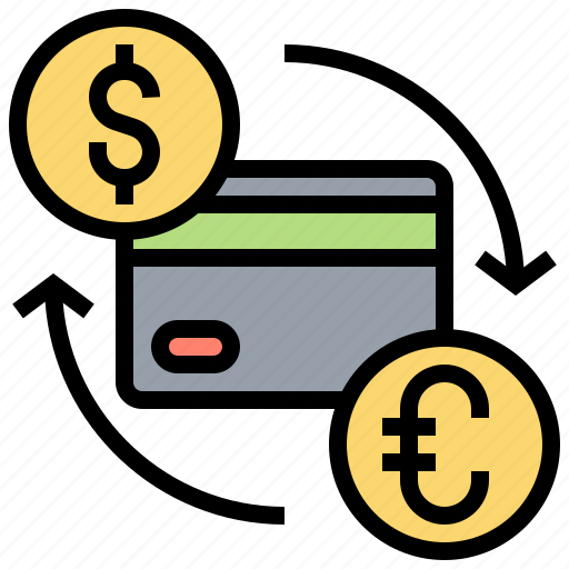 credit, financial, liquidity, payment, risk icon