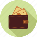 money, wallet icon