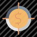 financial, fishing, goal, target