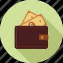 money, wallet icon