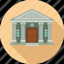 bank, loan icon