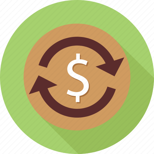 currency exchange, trade icon