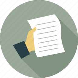 agreement, contract icon