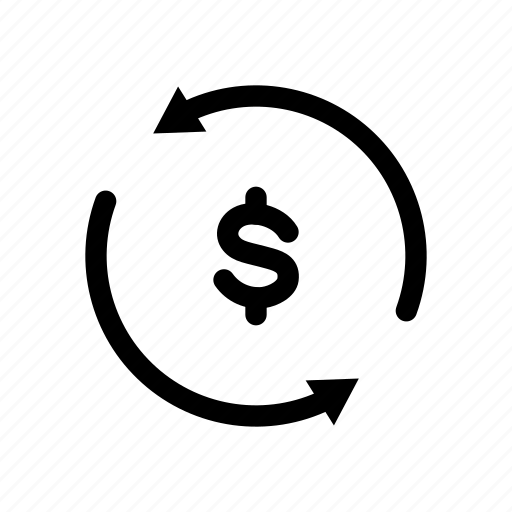 Banking, loading, money, refresh, reload, transaction icon - Download on Iconfinder