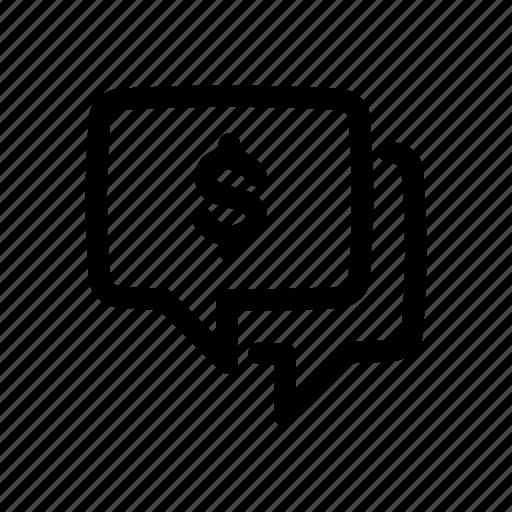 Bubble, chat, communication, conversation, message, service, talk icon - Download on Iconfinder