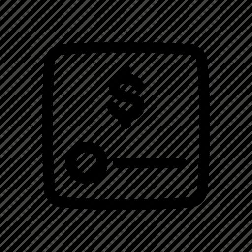banking, box, finance, interface, money, safety, ui icon