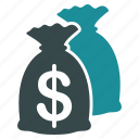 bank, currency, finance, financial, funds, money, savings icon