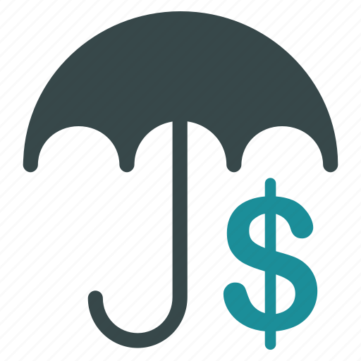 care, financial, insurance, protection, safety, security, umbrella icon