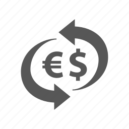 banking, business, convert, currency, dollar, finance, money icon