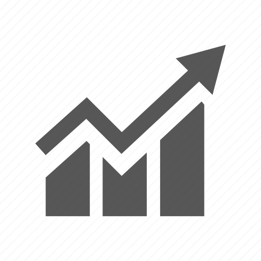 Graph Icon Png Graph Icrease Trend Icon