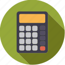 accounting, calculator, device, finance, finantix icon