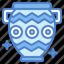 amphora, ancient, molding, pottery icon